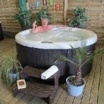 Circ Hot Tub Vita Spas 300 Series