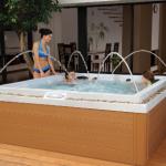 Fontaine Hot Tub Vita Spas 700 Series