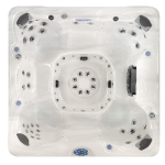 Grand Hot Tub Vita Spas 500 Series