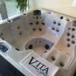 Prestige Hot Tub Vita Spas 500 Series