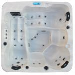 Sumatra Reef Dual Lounger Hot Tub