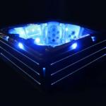 Maluku Hot Tub Panel Lighting