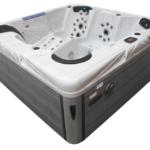 Maluku Hot tub Side Lounger